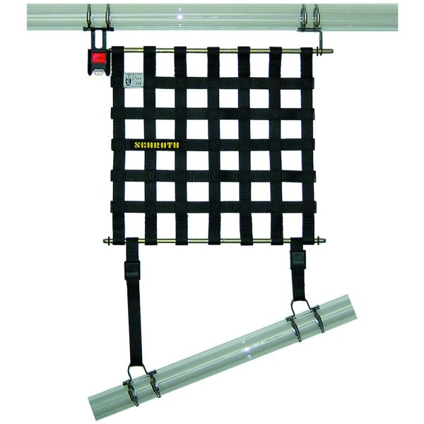 Schroth Window Net with Fitting Kit